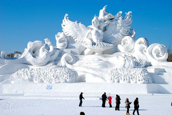 festival hielo nieve harbin