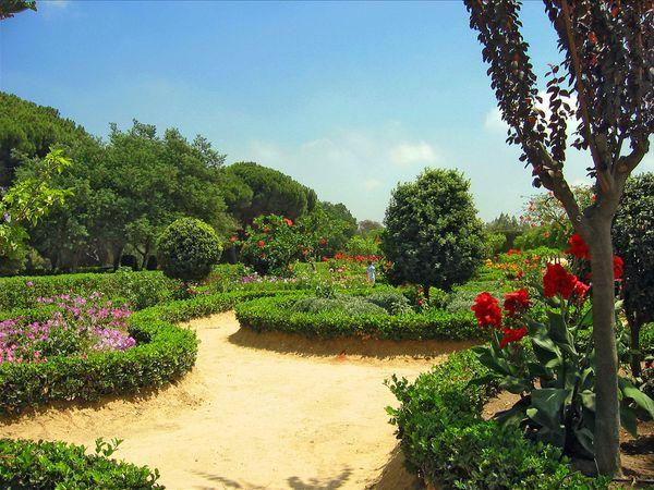 monasterio rabida jardines