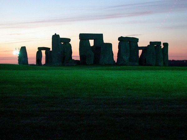 Stonehenge solsticio de verano