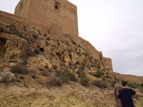 castillo lorca torre