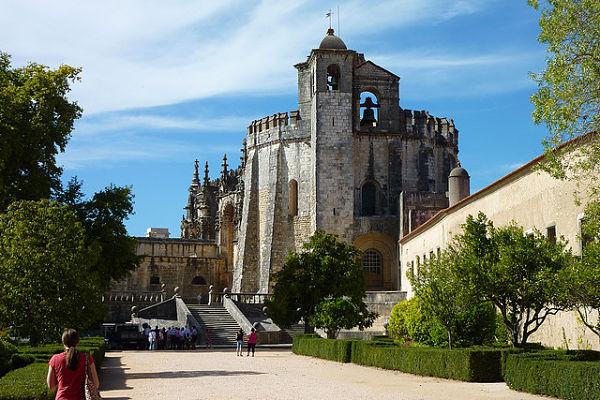 convento cristo tomar portugal