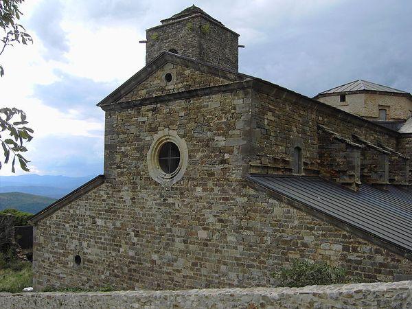 Real Monasterio San Victorián