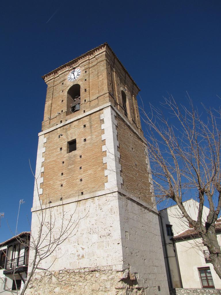 chinchon torre reloj