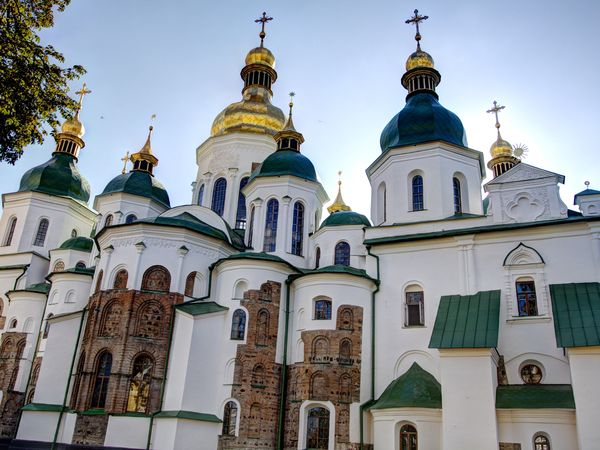 catedral santa sofia kiev
