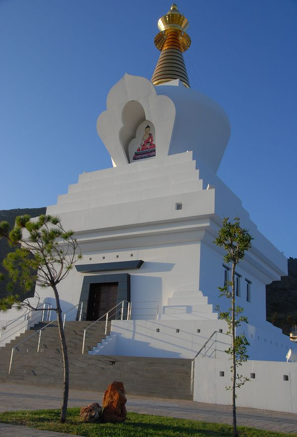 estupa benalmadena malaga