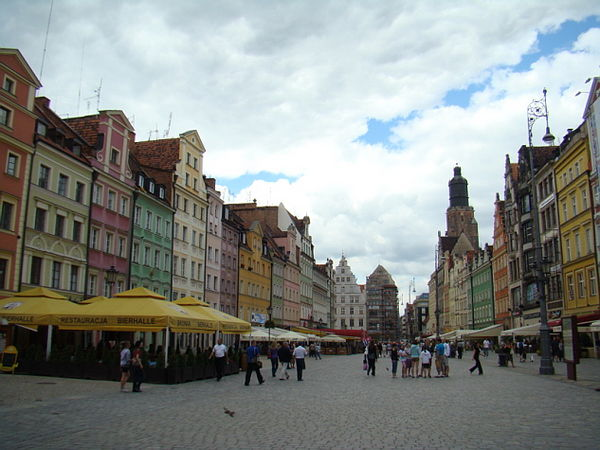 Rynek Wroclaw