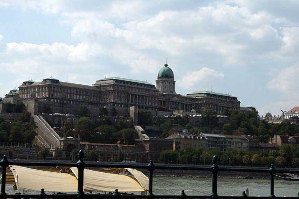 budapest castillo buda