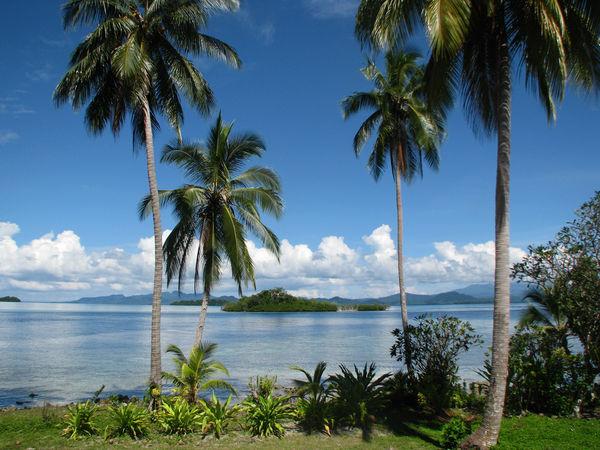 Playa islas Salomón