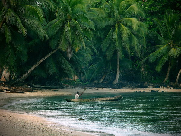 Madagascar playa