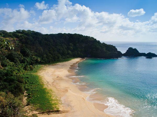 playa mas bonita brasil