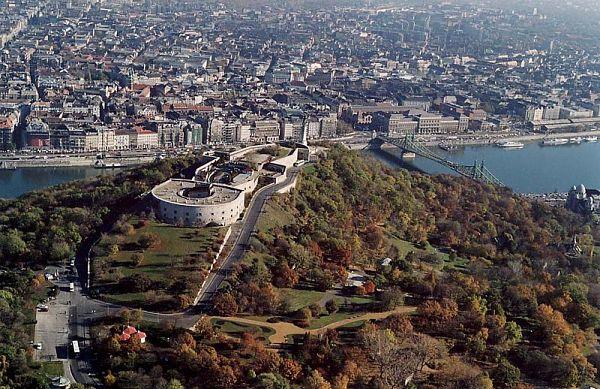 ciudadela budapest monte gellert