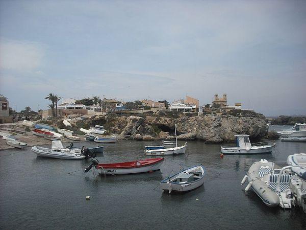 tabarca puerto