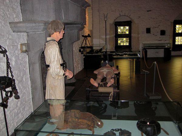 castillo condes flandes tortura