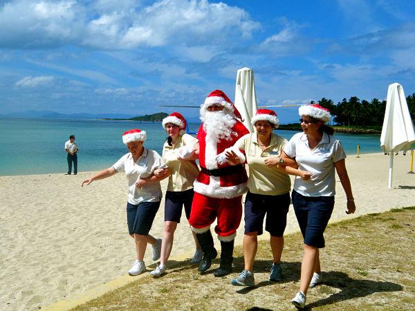 navidad mundo australia