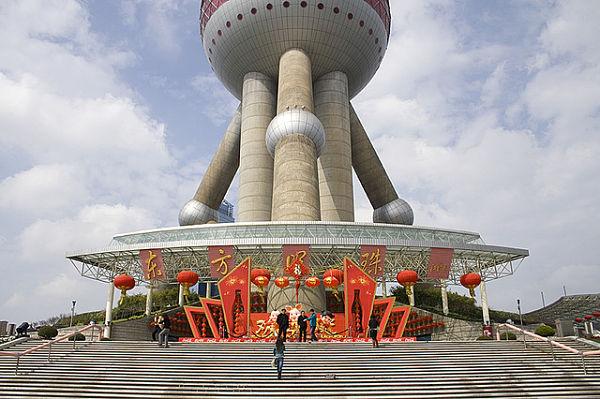 torre perla oriental shanghai