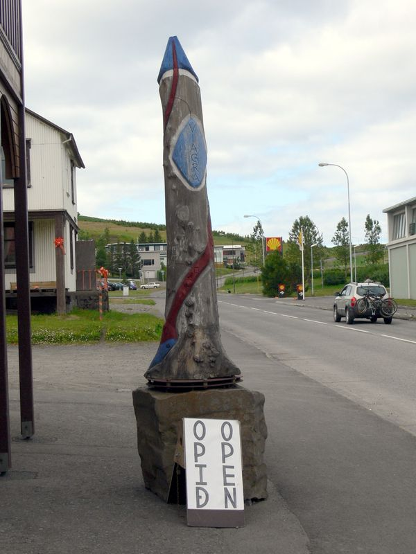 Museo Falologico Reykjavik