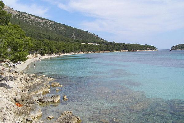 mejores playas españa formentor mallorca