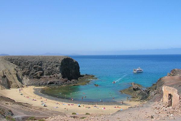 mejores playas españa papagayo