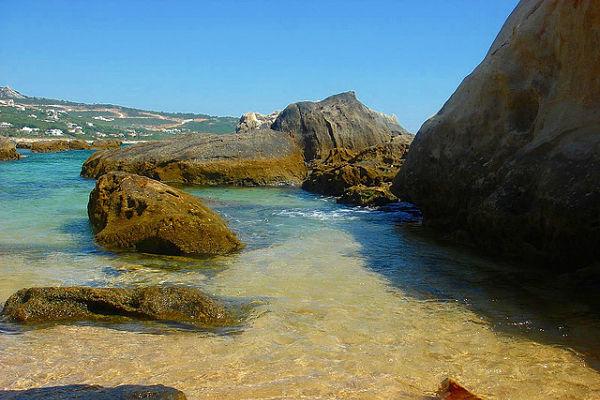 mejores playas españa zahara atunes