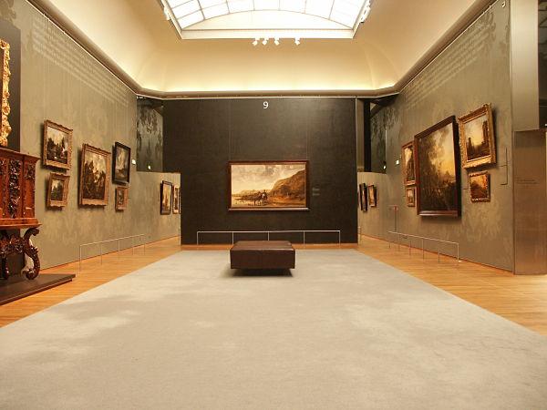 Rijksmuseum sala