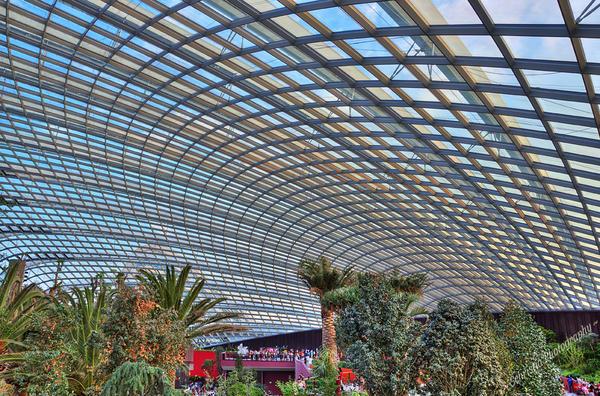 gardens bay singapur