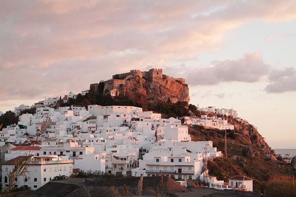 Salobrena Granada