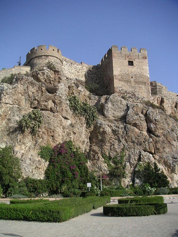 Salobreña castillo