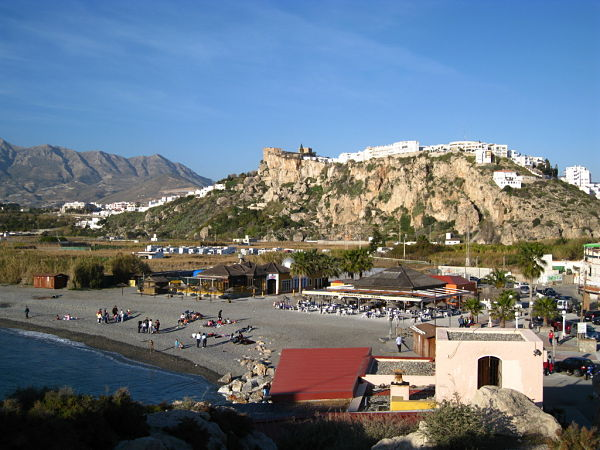 Salobreña playa