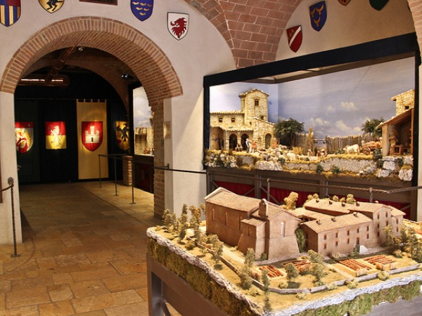 Museo San Gimignano 1300