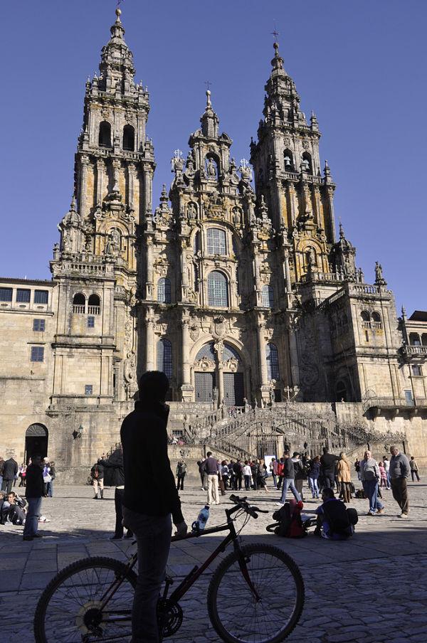 camino santiago catedral