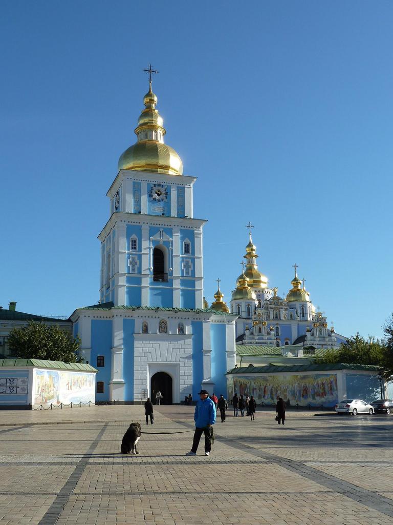 kiev catedral Mikhailovsky