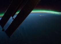 time lapse tierra espacio