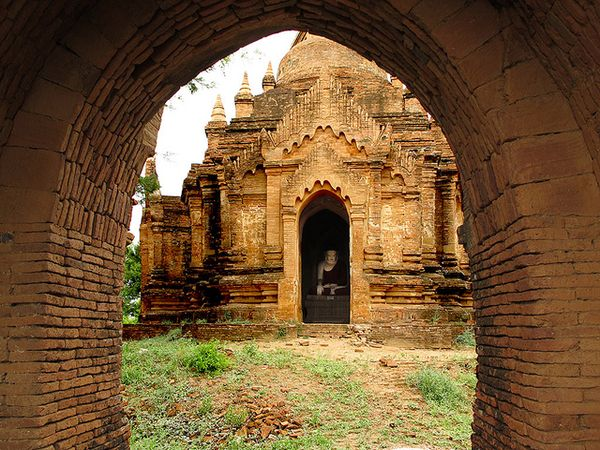 Bagan Myanmar Birmania