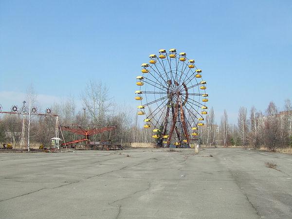 lugares abandonados pripyat