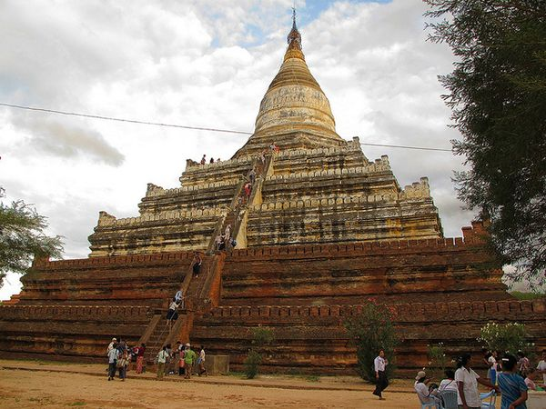 Bagan Myanmar monumentos