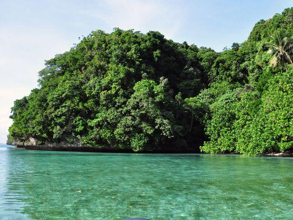 Islas Palau clima