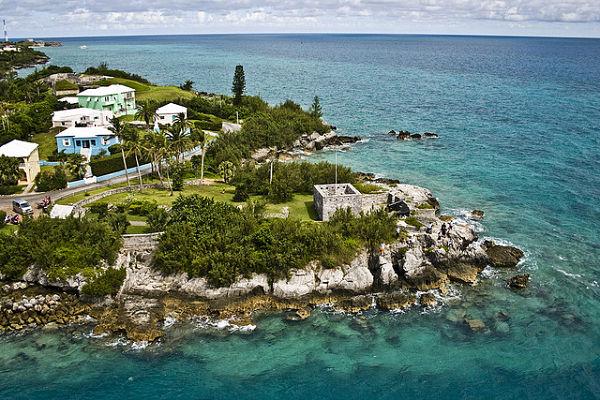 islas paradisiacas bermudas