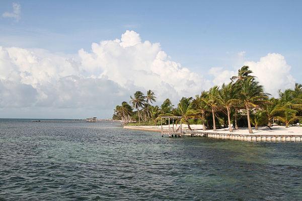 islas paradisiacas cayo ambegris