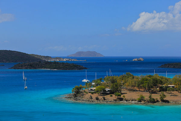 islas paradisiacas saint john