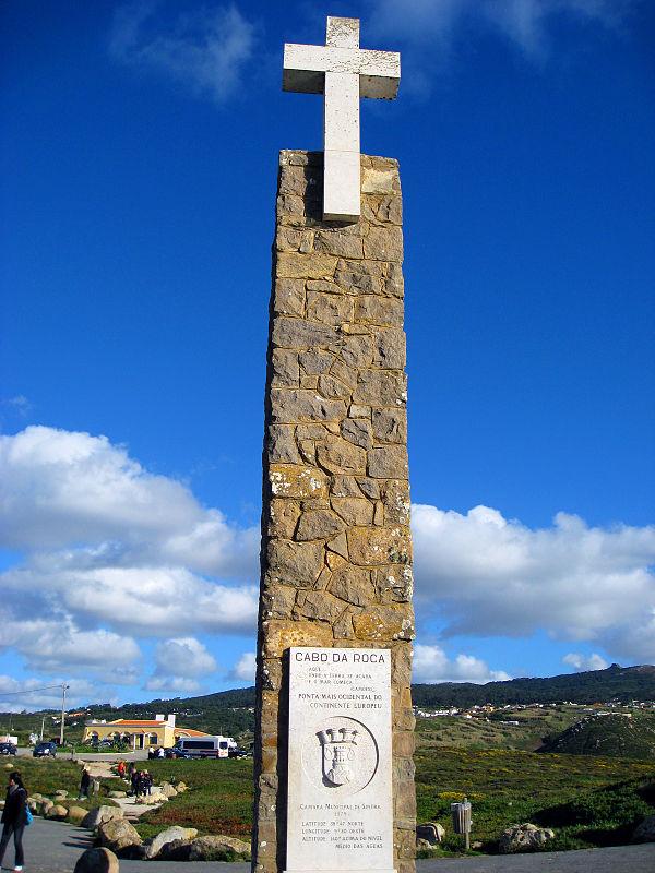 cabo da roca monumento