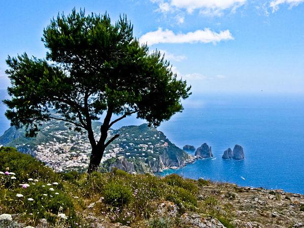 hoteles romanticos europa Capri