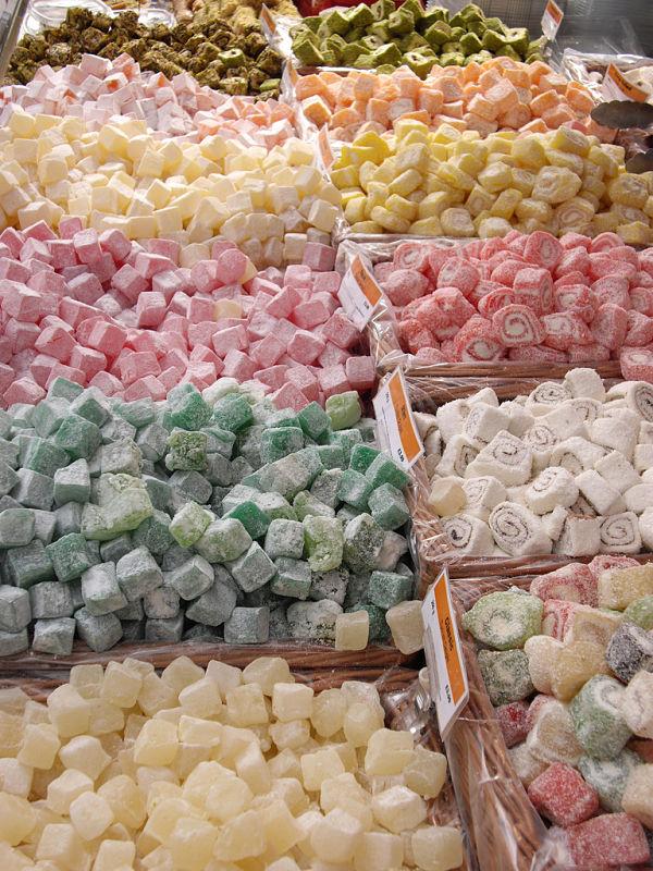 delicias turcas lokum
