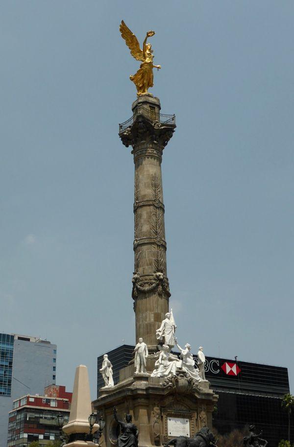 independencia mexico columna