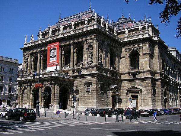 opera nacional hungria budapest