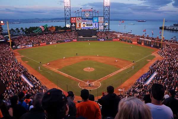 AT&T Park San Francisco