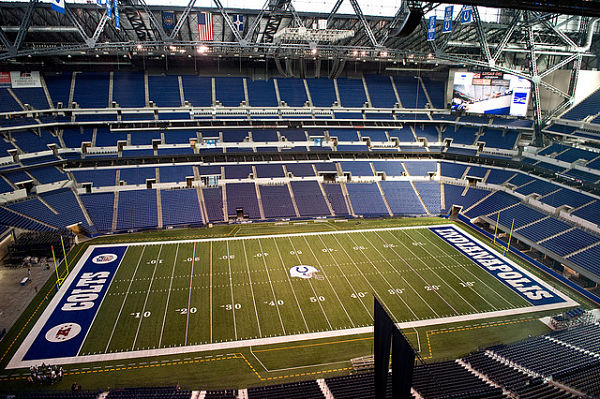 Lucas Oil Stadium Indianapolis