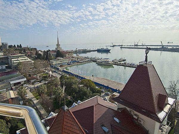 Sochi puerto