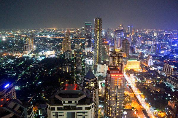 ciudades visitadas Bangkok