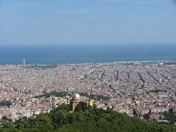 ciudades visitadas barcelona