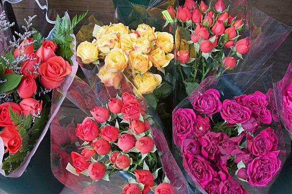 san valentin leyenda flores